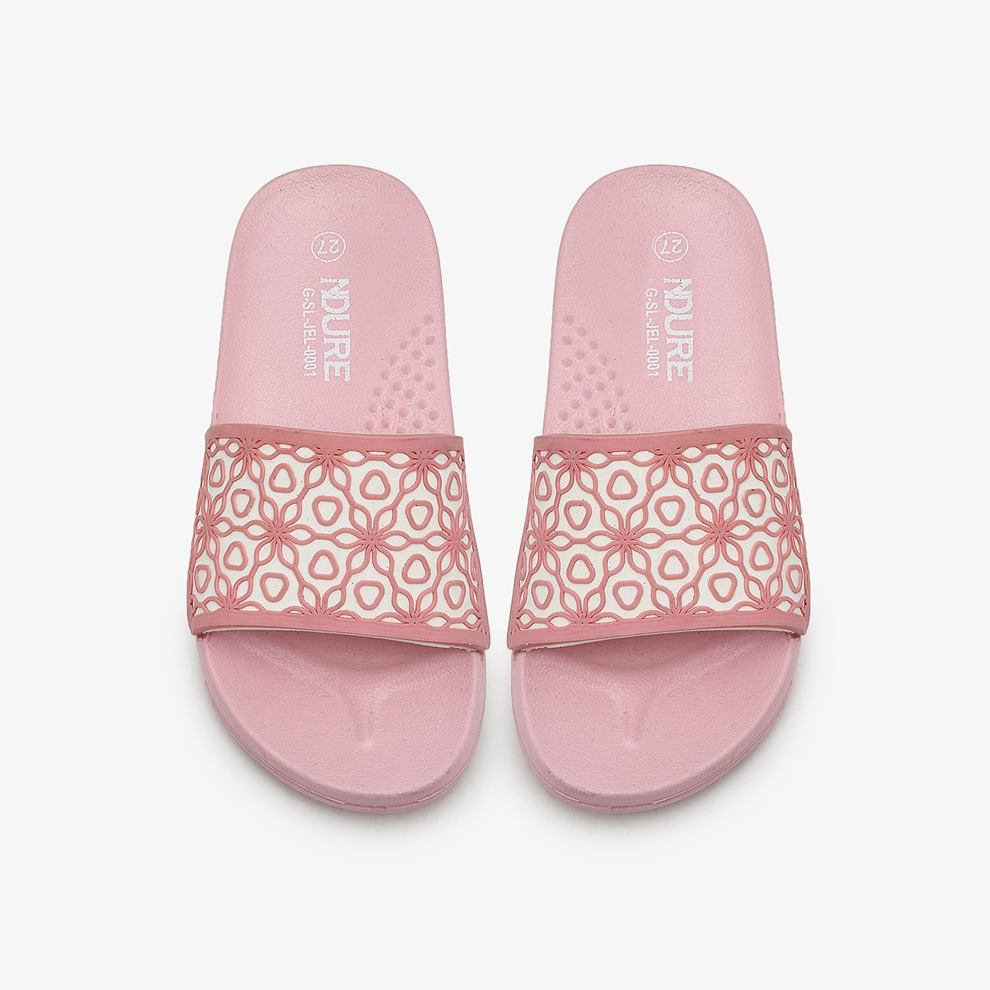Cute Printed Chappals for Girls