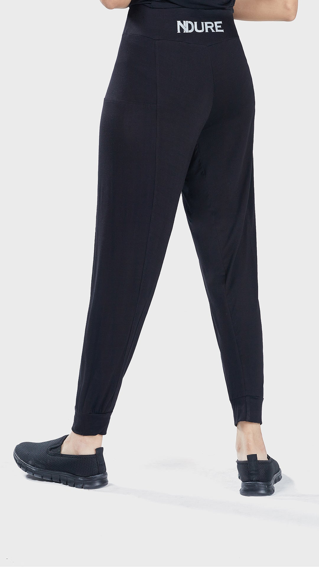 Viscose Jogger Trousers