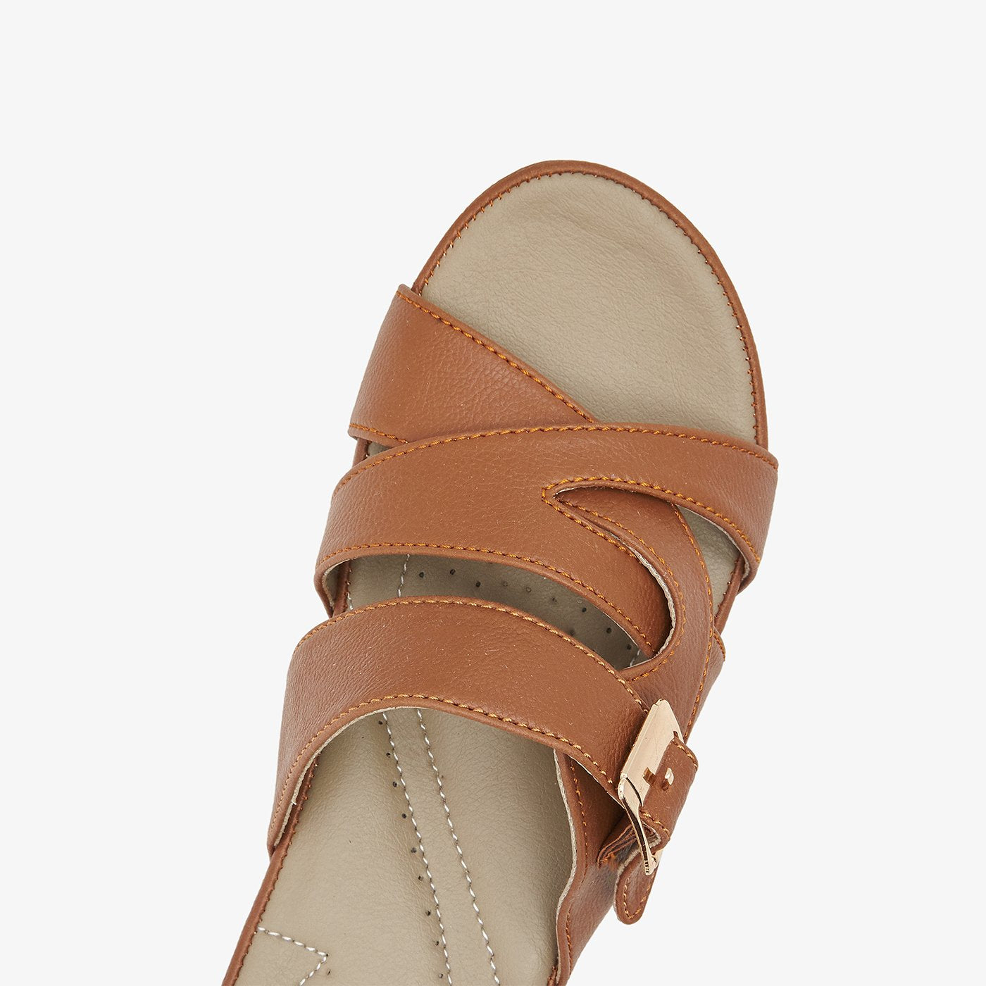 Buckled Ladies Chappals