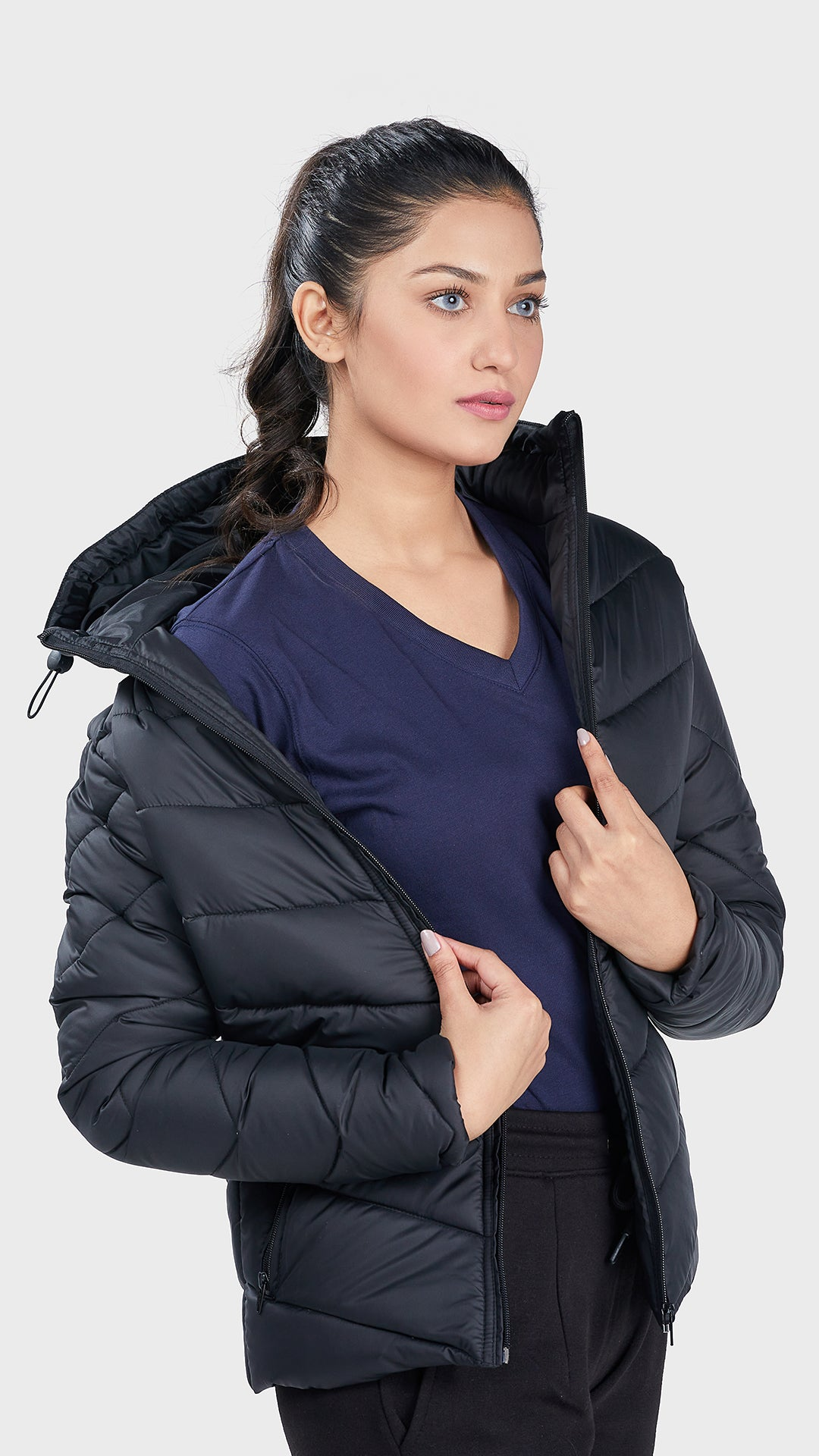 Stylish Puffer Jacket