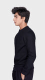 Fleece Sweatshirt with Pocket