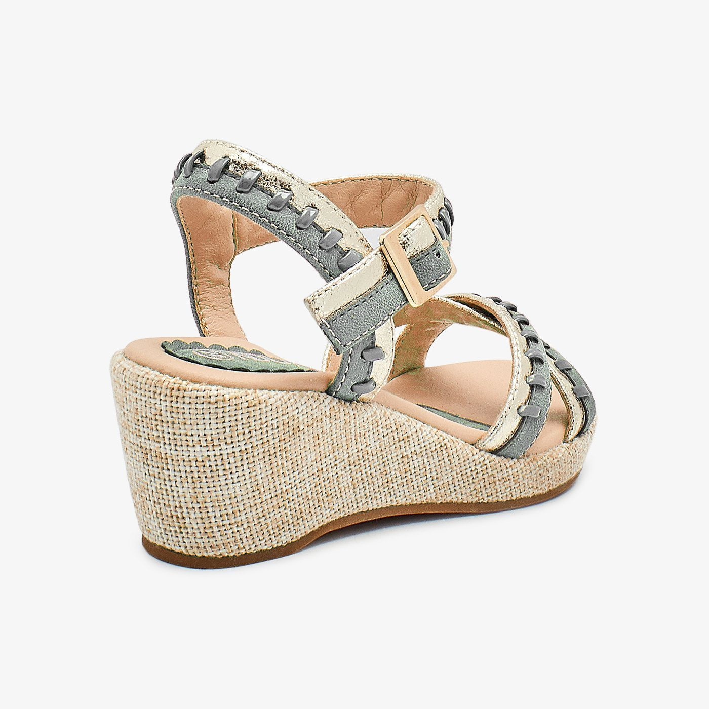 Cross Strap Girls Sandals