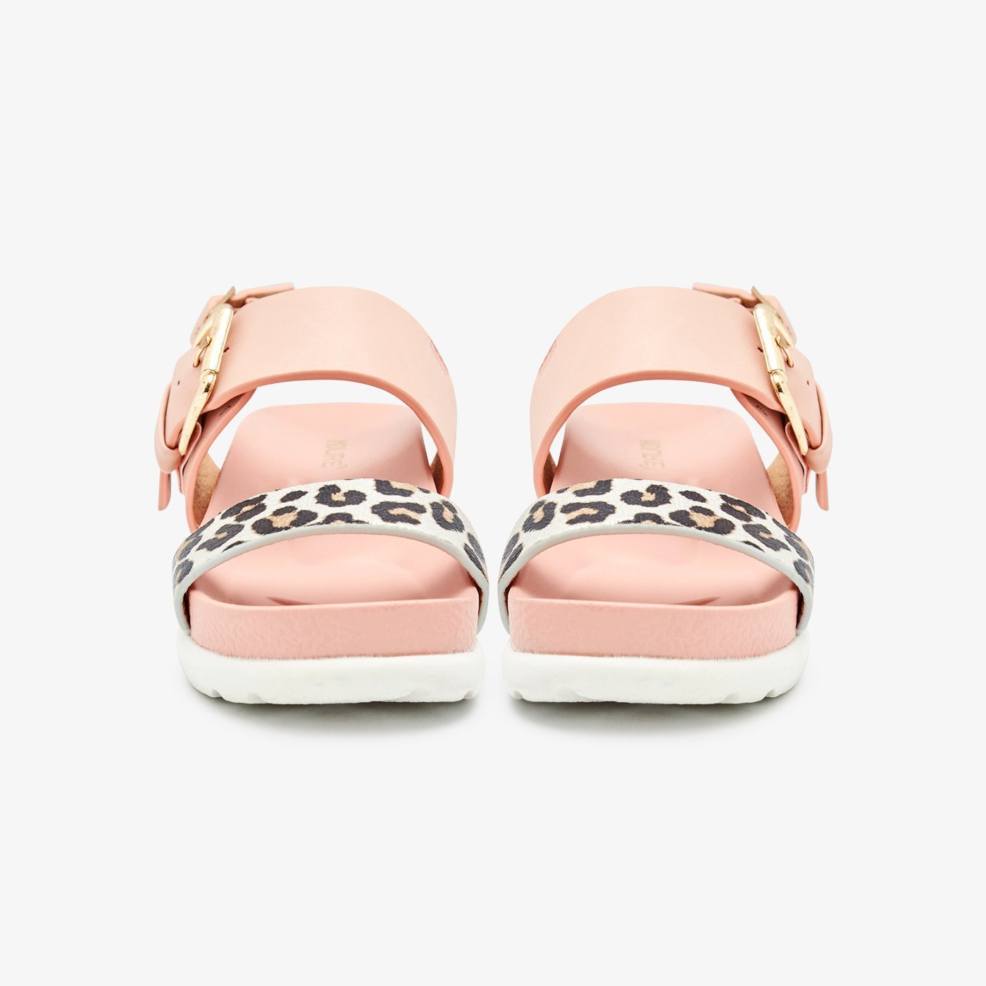 Girls Padded Sandals