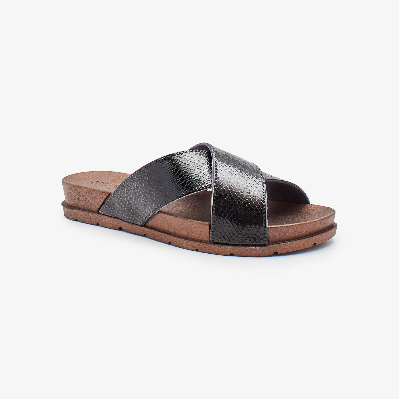 Cross Strap Chappals