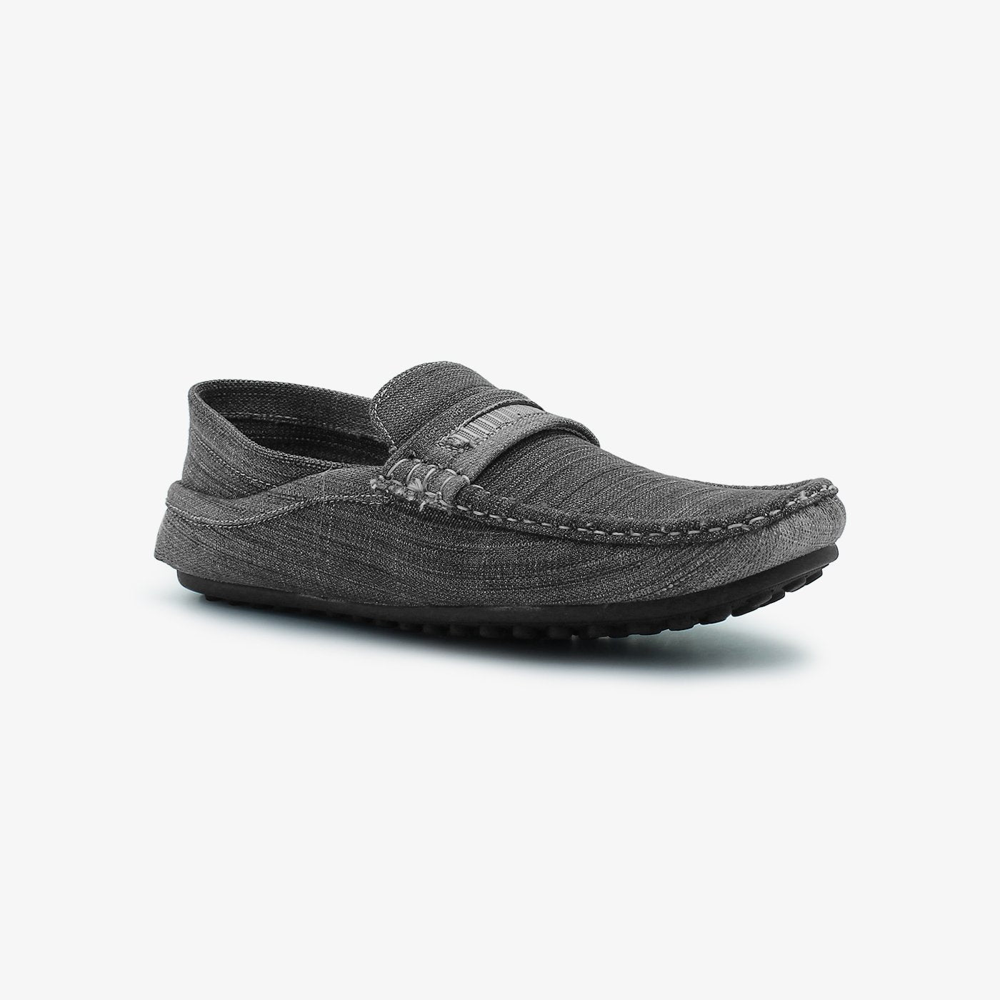 Textured Mens Loafer