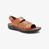 Criss Cross Mens Sandals