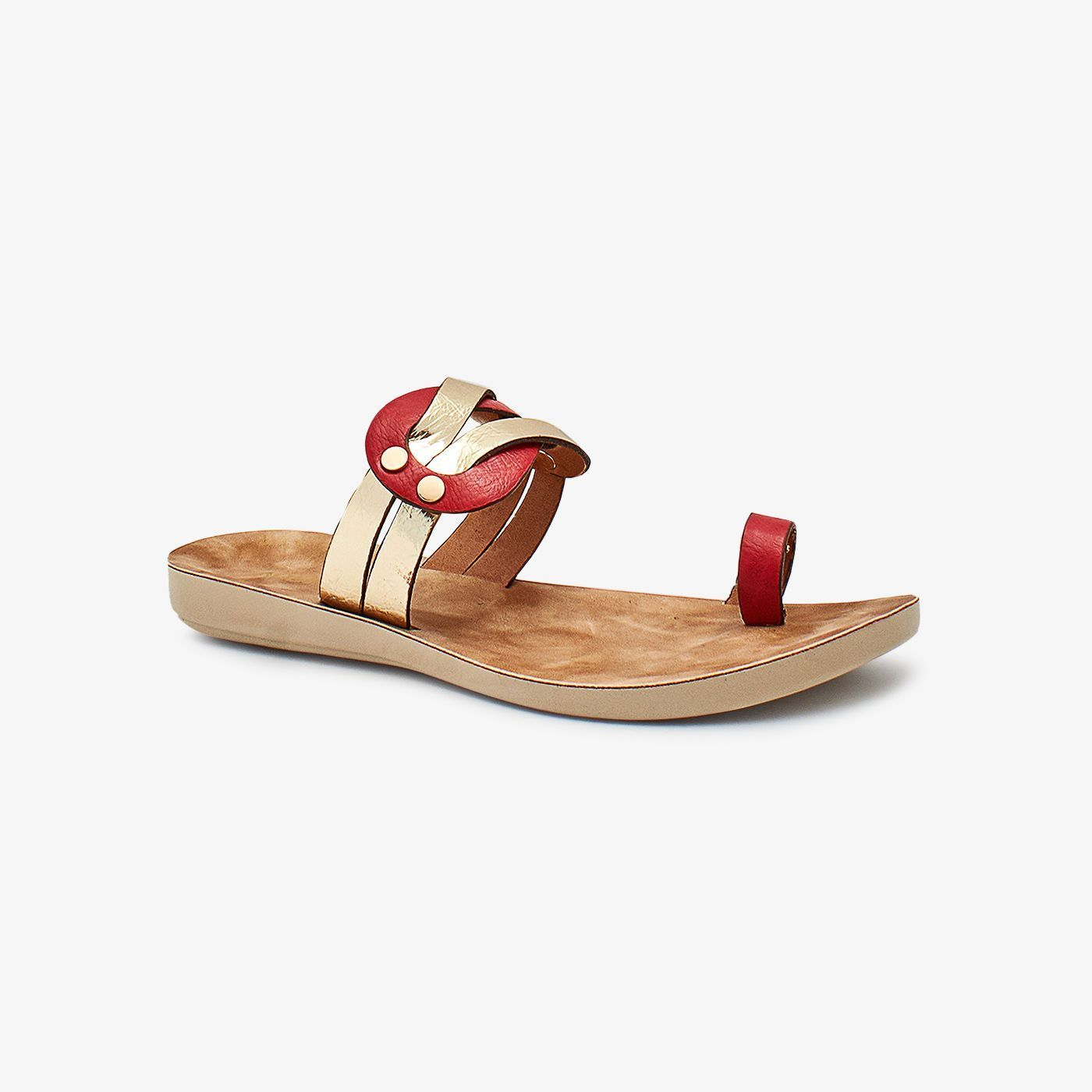 Toe Ring Women Chappal