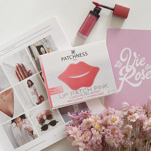 Lip Patch Pink - Patchness : Patchs et Masques beauté