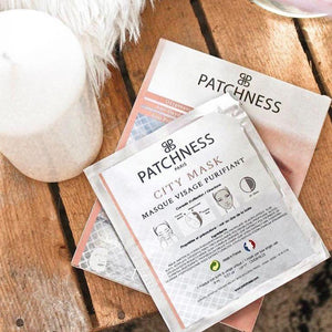 Masque Anti-pollution - Patchness : Patchs et Masques beauté