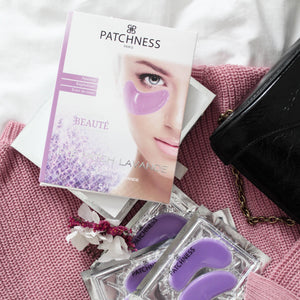 Eye Patch Lavande - Patchness : Patchs et Masques beauté