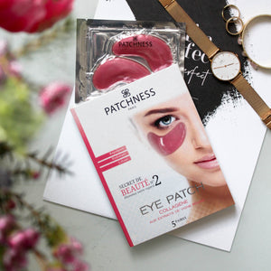 Eye Patch Pink - Patchness : Patchs et Masques beauté