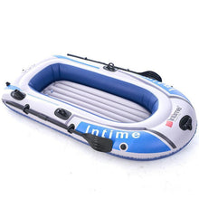 Load image into Gallery viewer, 2/3/4 Person PVC Inflatable Two Person Rowing Air Boat