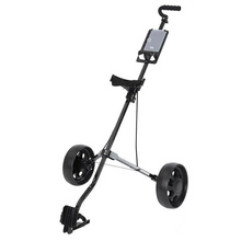 Load image into Gallery viewer, Foldable Golf Cart Trolley 2 Wheel(without bag)