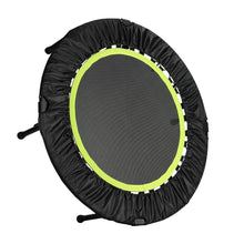 Load image into Gallery viewer, 40'' Mini Fitness Foldable Trampoline - Green