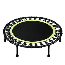 Load image into Gallery viewer, 40'' Mini Round Fitness Trampoline - Green