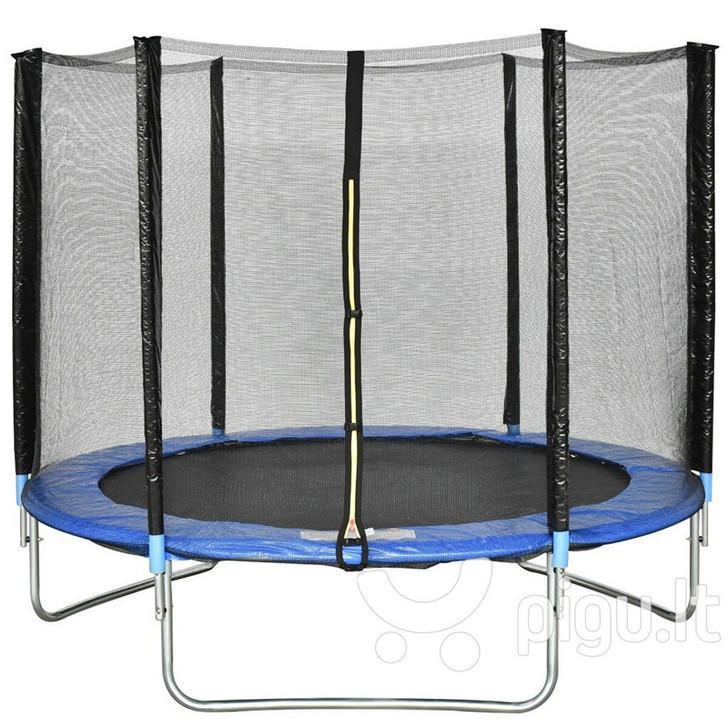6ft Kids Trampoline with zipper (without ladder)