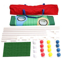 Load image into Gallery viewer, Golf Cornhole Practice Set | Ultra Portable | For All Ages & Abilities | Massfits