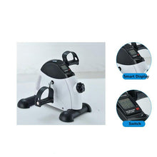 Load image into Gallery viewer, Mini Exercise Bike Compact Pedal Exerciser |  With LCD Monitor | Massfits