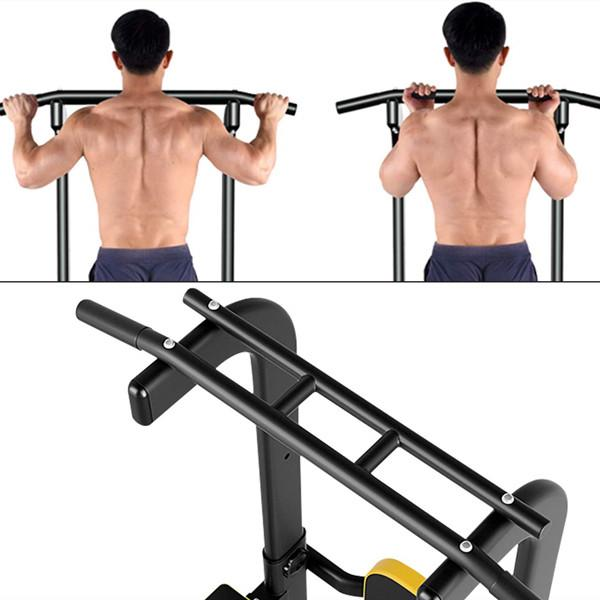 Power Tower Pull Up Bar | Adjustable Height | Massfits