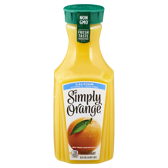 Orange Juice - HEB
