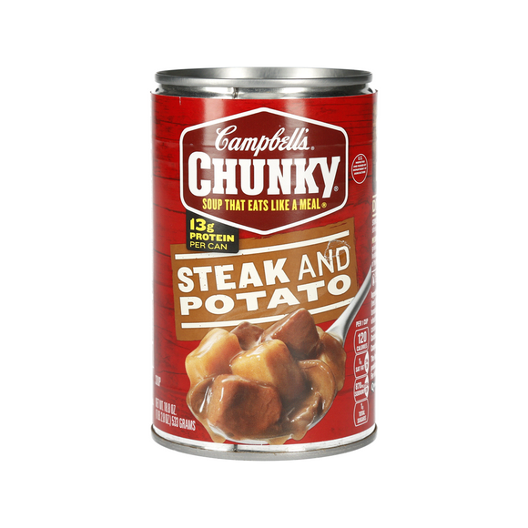 Campbell's Steak & Potato Soup