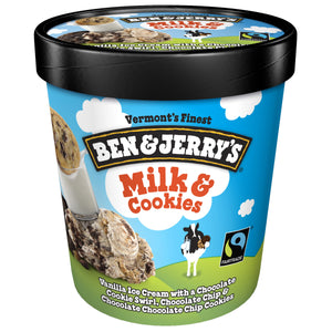 Milk & Cookies - Ben & Jerry's