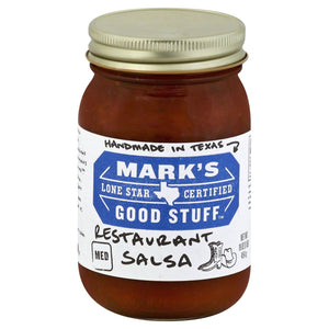 Mark's Good Stuff Salsa (Medium)