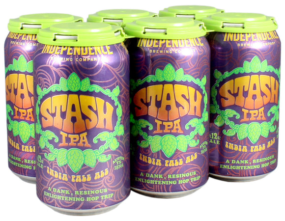 Stash IPA 6pack cans
