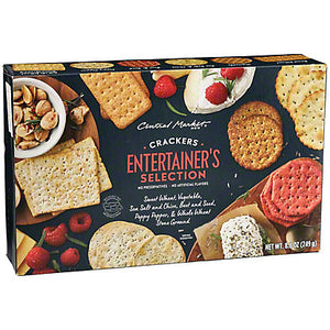 Entertainer's Selection Crackers - Central Market