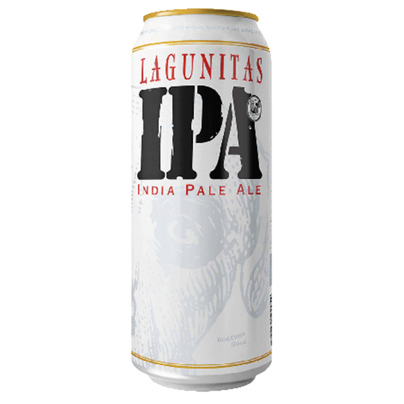 Lagunitas IPA (single 19oz can)