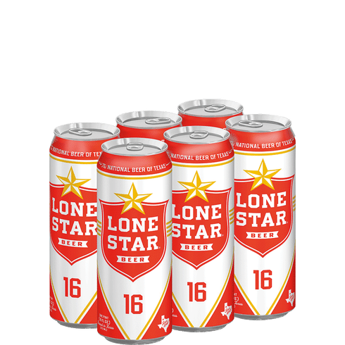 Lone Star 6pack Tall Boys