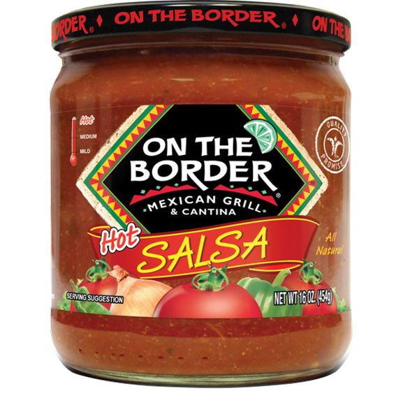 On The Border Original Salsa