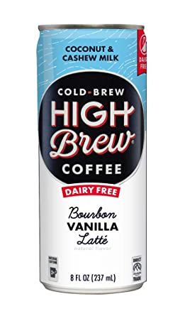 High Brew Bourbon Vanilla Cold Brew