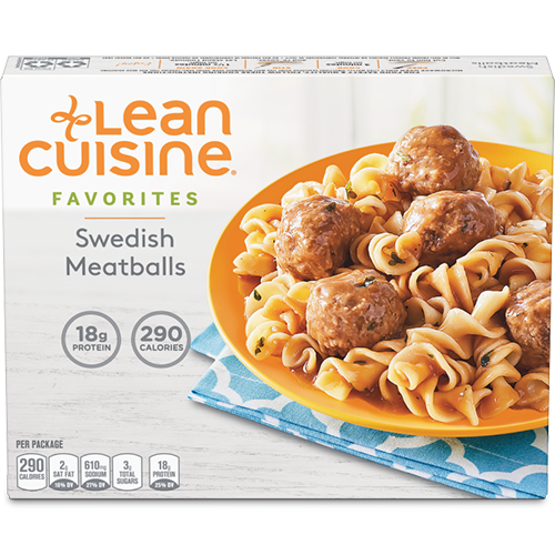 Lean Cuisine - Swedish Meatball