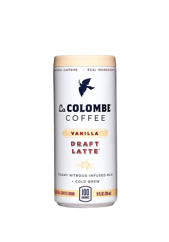 La Colombe Vanilla Cold Brew Coffee