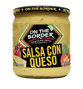 Salsa Con Queso - On The Border