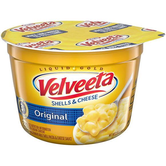 Velveeta Shells & Cheese Cup