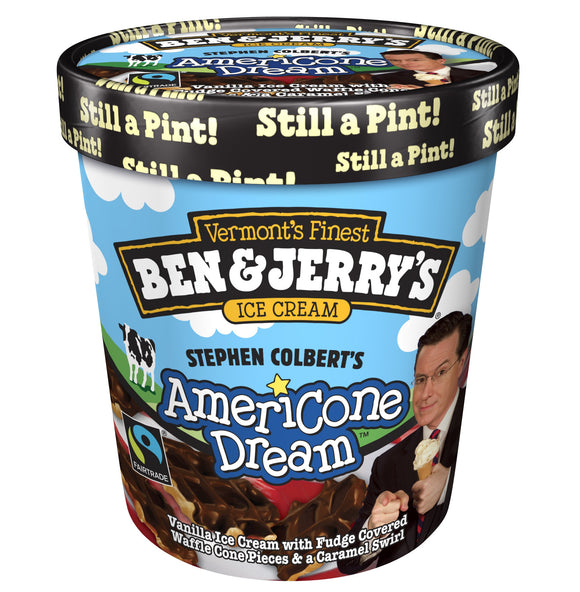 Americone Dream - Ben & Jerry's