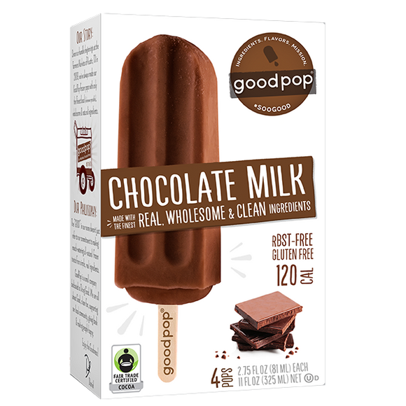 Goodpop - Chocolate Fudge