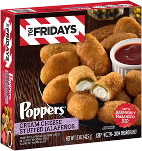 TGIFriday's - Cream Cheese Jalapeño Poppers