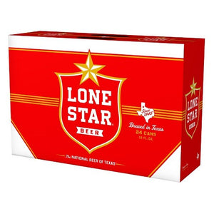 Lone Star 24pack cans