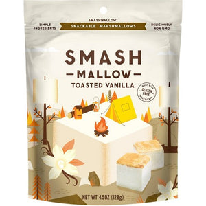 SmashMallow Toasted Vanilla Marshmallows