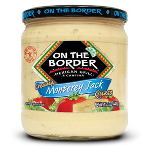 On The Border Monterey Jack Queso Dip
