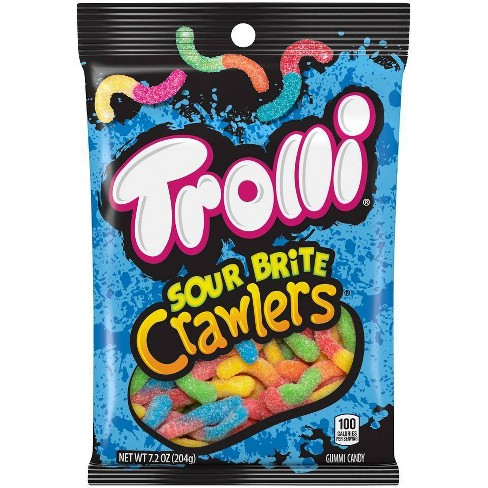 Trolli - Sour Gummy Worms