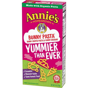 Annie's Bunny Pasta - Mac & Cheese