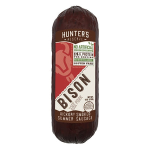 Bison Summer Sausage - Hunter's Reserve