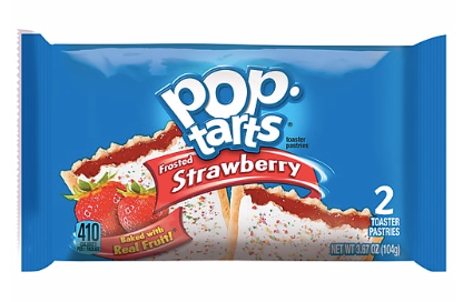 Pop Tarts - Strawberry 2pk