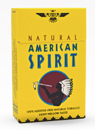 American Spirit Yellow Cigarettes