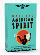 American Spirit Light Blue Cigarettes
