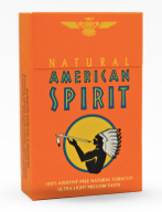 American Spirit Orange Cigarettes